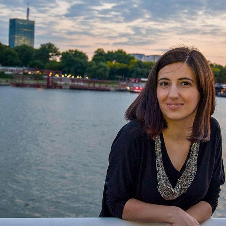 Ivana Ćirković (Srbija)